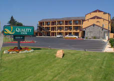 Quality Inn Salinas - Salinas, California - 