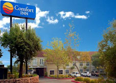 Comfort Inn Central - Auburn, California -