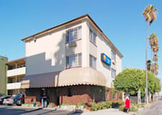 Comfort Inn Near Sunset Strip - Hollywood, California -