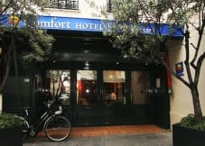 Comfort Inn Mouffetard Latin Quartier - Paris, France -