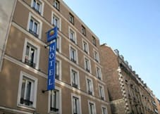 Comfort Hotel Lamarck - Paris, France -