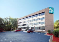 Quality Inn North - Raleigh, North Carolina -