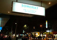 Somerset on Elizabeth Street - Melbourne, Australia -