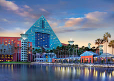 Walt Disney World Dolphin Resort - Lake Buena Vista, Florida - 
