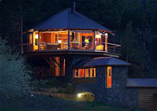 Ten Rivers & Ten Lakes Lodge - San Martin de los Andes, Argentina -