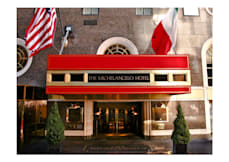 Starhotels The Michelangelo - New York, New York - 