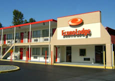Econo Lodge North - Charlottesville, Virginia - 