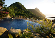 Ladera Resort - Soufriere, St Lucia - 