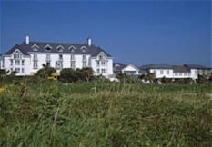 Garryvoe Hotel - Castlemartyr, Republic of Ireland -
