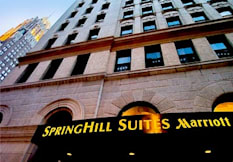 SpringHill Suites by Marriott Downtown - Baltimore, Maryland -