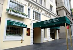 Baldwin Hotel - San Francisco, California -