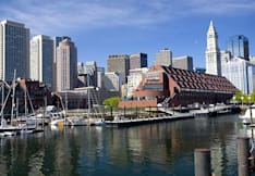 Boston Marriott Long Wharf - Boston, Massachusetts -