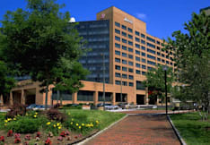 Baltimore Marriott Inner Harbor - Baltimore, Maryland - 