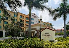 Courtyard by Marriott - Miramar, Florida -