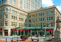 Lancaster Marriott at Penn Square - Lancaster, Pennsylvania -