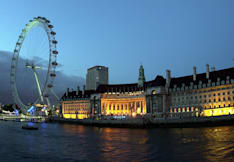 London Marriott Hotel County Hall - London, United Kingdom -