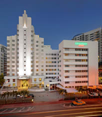 Courtyard Miami Beach Oceanfront - Miami Beach, Florida -