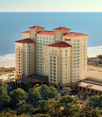 Marriott Resort at Grande Dunes - Myrtle Beach, South Carolina -