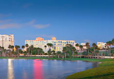 West Palm Beach Marriott - West Palm Beach, Florida - 