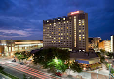 Richmond Marriott - Richmond, Virginia - Exterior