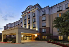 SpringHill Suites Austin North - Austin, Texas - Exterior Night