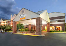Fairfield Inn by Marriott - Charlottesville, Virginia -