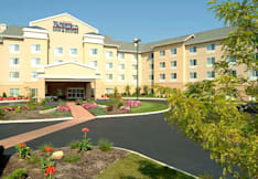 Fairfield Inn & Suites Columbus/OSU - Columbus, Ohio -