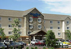 TownePlace Suites Colorado Springs South - Colorado Springs, Colorado -