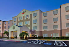 Fairfield Inn by Marriott - San Antonio, Texas - Exterior Night