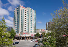 Vancouver Airport Marriott Hotel - Richmond, Canada -