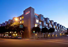 Marriott San Francisco Fisherman's Wharf - San Francisco, California -
