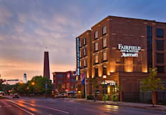 Fairfield Inn &amp; Suites - Baltimore, Maryland - 