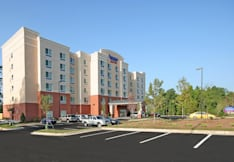 Fairfield Inn & Suites RDU Airport - Raleigh, North Carolina -