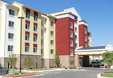 Fairfield Inn & Suites Oklahoma City Apt - Oklahoma City, Oklahoma -