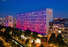 Marriott Rive Gauche Hotel & Conf Ctr - Paris, France -