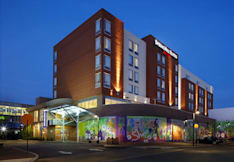 SpringHill Suites Pittsburgh Bakery Sq - Pittsburgh, Pennsylvania -