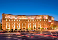 Armenia Marriott Hotel - Yerevan, Armenia -