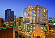 San Diego Marriott Gaslamp Quarter - San Diego, California -