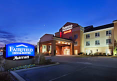 Fairfield Inn & Suites Chattanooga South - East Ridge, Tennessee -