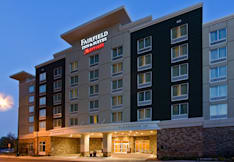 Fairfield Inn & Suites San Antonio Dtwn - San Antonio, Texas -