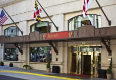 Washington Marriott at Metro Center - Washington DC, District of Columbia -