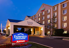 Fairfield Inn by Marriott Midway Airport - Bedford Park, Illinois -