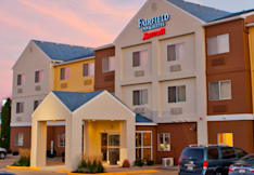 Fairfield Inn by Marriott Joliet North - Joliet, Illinois -