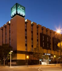 AC Los Enlaces Hotel - Zaragoza, Spain - 