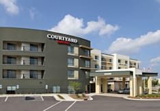 Courtyard Raleigh North/Triangle Town Ct - Raleigh, North Carolina -