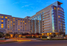 Bethesda North Marriott Hotel & Conf Ctr - Bethesda, Maryland -