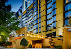 Courtyard by Marriott Atlanta Buckhead - Atlanta, Georgia -