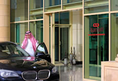 Marriott Exec Apartments Riyadh Makarim - Riyadh, Saudi Arabia -