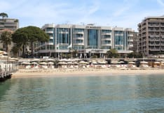 JW Marriott Hotel Cannes - Cannes, France -