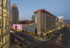 Salt Lake City Marriott Downtown - Salt Lake City, Utah -